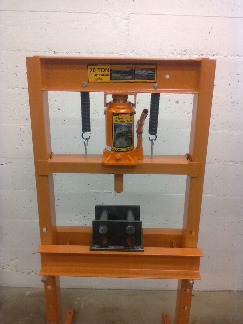 weld coupon bend test machine